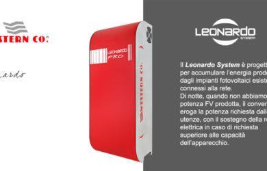 LEONARDO SYSTEM WESTERN &CO.